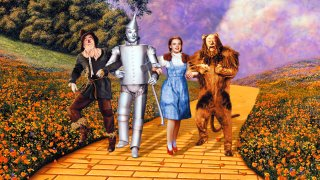 """Publicity still from the 1939 film """"The Wizard of Oz"""""""