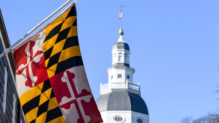 annapolis maryland state house
