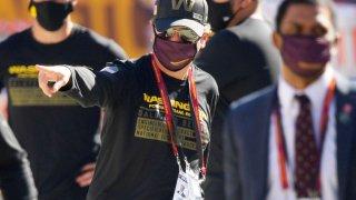 Dan Snyder, Washington Football Team