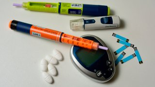 Supplies to control Diabetes