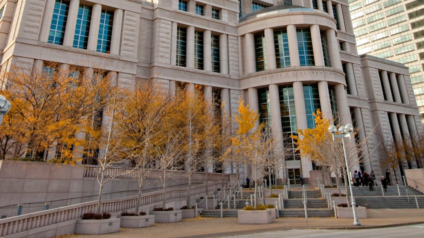 federal courthouse in St. Louis, Missouri
