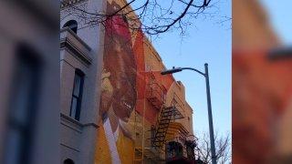 amanda gorman mural dc