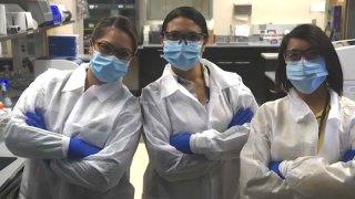 latina scientists in DC