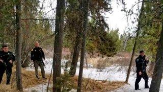 Fisherman Mauled New Yellowstone National Park