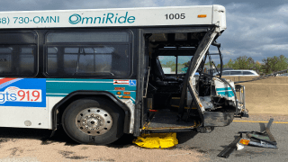 bus crash I-66