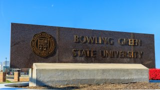 Bowling Green State University in Bowling Green, Ohio