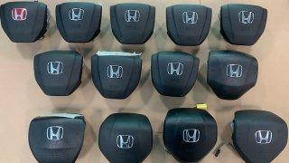 Honda air bags