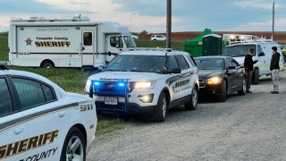 fauquier county sheriff office cars