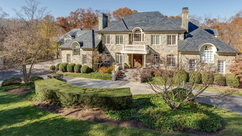 Photos: Look Inside Former Nationals Player's $6.5M Estate