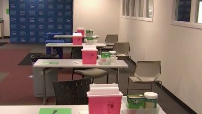 GWU Hosts Vaccine Clinic for the Whole Family in Ashburn