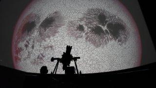 Solar Astronomical Observatory in San Jose, Costa Rica
