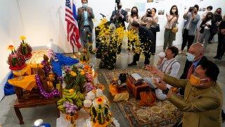 Thailand Antiquities Returned