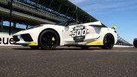 Pace Car Revealed for 105th Running of the Indy 500