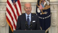 As Vaccine Rate Slows, Biden Urges More to Get Vaccinated