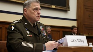 General Mark Milley, Chairman of the Joint Chiefs of Staff