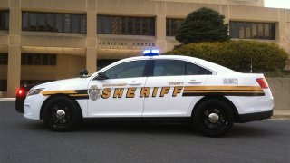 Montgomery County Sheriff's Office car