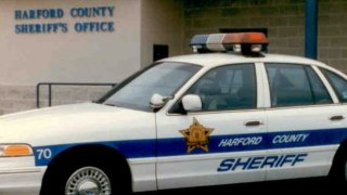 Harford County Sheriff's Office squad car