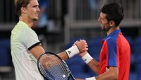 World Champion Djokovic Loses in Semifinals, Ending Golden Slam Quest