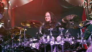 Drummer Joey Jordison
