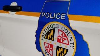 baltimore county police shield