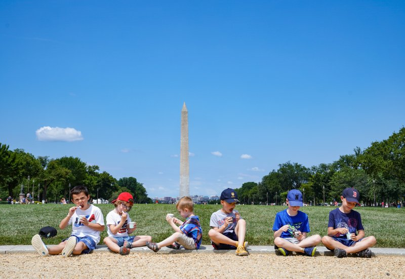 Photos: DC Celebrates Fourth of July With Larger Crowds Than Last Year