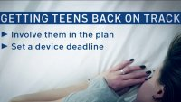 Getting Teens Back to a Regular Sleep Schedule