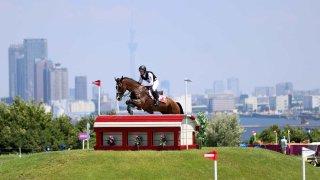 Jet Set Horse Olympics