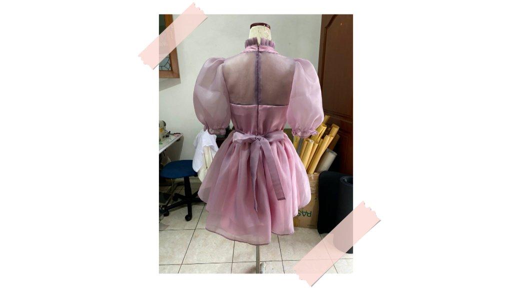 lunellery sample dress