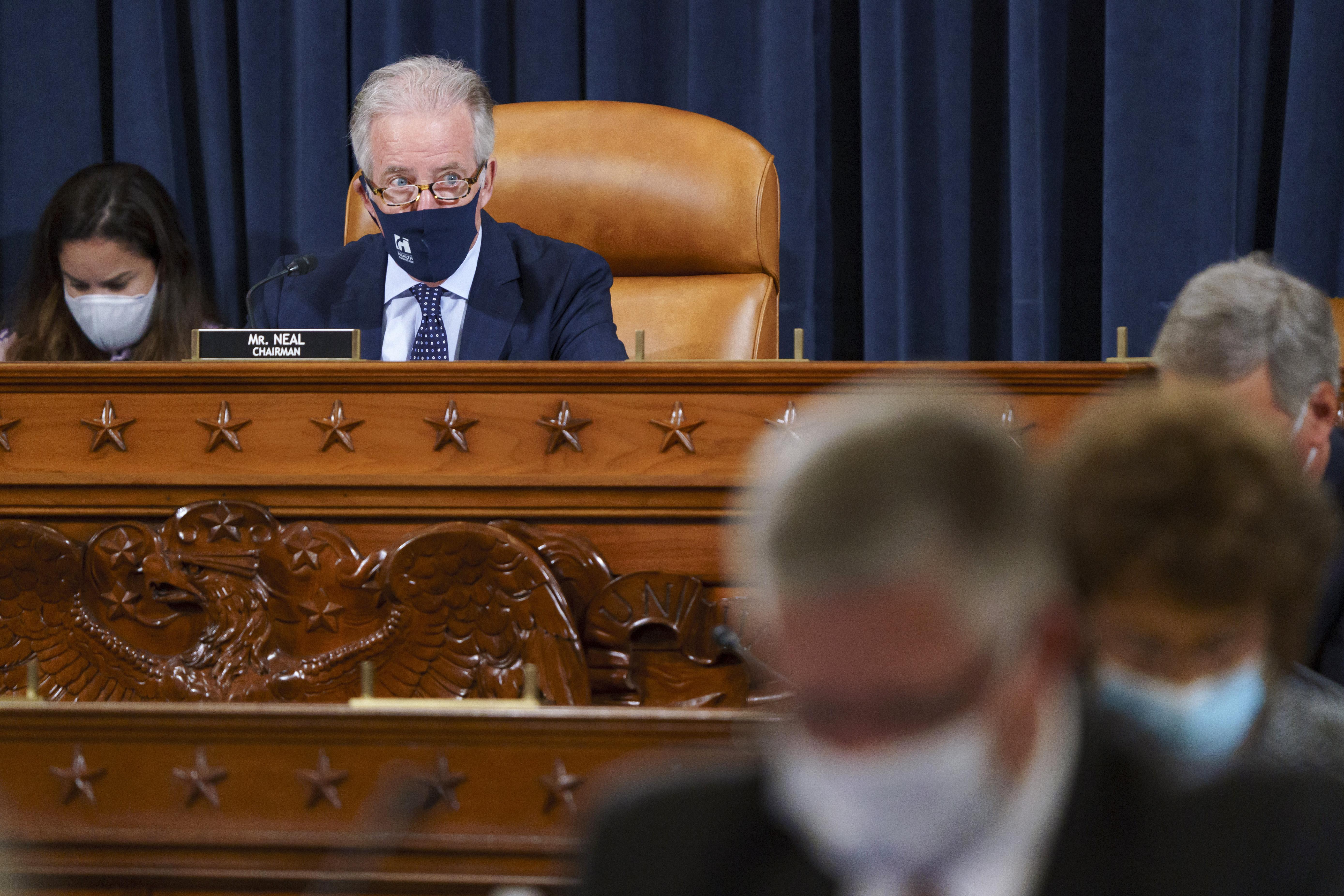 House Dems Begin Moving Parts of Biden $3.5T Domestic Plans – NBC4 Washington