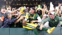 Necklace Holding Ashes of Green Bay Packers' Aaron Jones' Father Found Safe