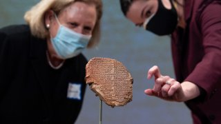 Gilgamesh Tablet Iraq