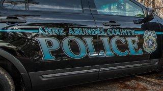 anne arundel county police car