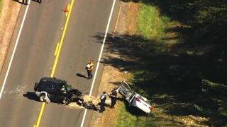 nokesville crash