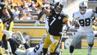 Steelers' Ben Roethlisberger Dealing With Pec Injury, Mike Tomlin Says