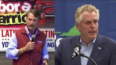 Virginia Governor's Race Comes to Fairfax County, Manassas