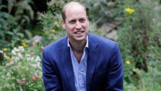 Britain's Prince William