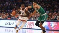Knicks Survive Celtics' Comeback in Double-Overtime Thriller