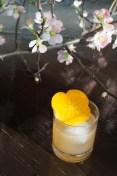 Bar Dupont's Cherry Blossom Cocktails