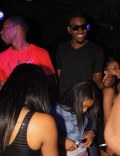 Washington Wizards' John Wall, although underage, still comes out to party