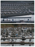 Folsom Lake Marina, El Dorado Hills: March 2014 and April 2017