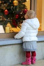 Holiday Window Competition in Gordonsville, Va.
