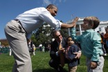 Raw Video: White House Easter Egg Roll