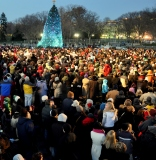 The National Tree Lighting