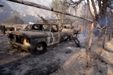 California Wildfire Destroys Sable Ranch