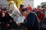 World Series Nationals Parade Baseball