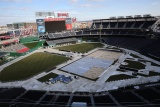 Nats Park Transforms for Winter Classic Rink
