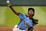 Little League Star Mo'ne Davis on Sports Illustrated