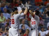 Nationals Clinch NL East Division Title, Head to Playoffs