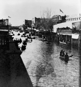 Sacramento Flood: 1862