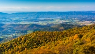 Skyline Drive & Shenandoah National Park, Virginia